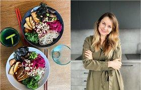 Į veganinę mitybą pasukusi Laura – apie savijautos pokyčius, mėgstamiausius ingredientus ir stereotipus