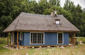 Iššūkis – ekologiškas namas savomis rankomis. Statybininko patirtis