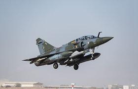 Baltijos šalių oro erdvę saugančius lenkų karius Estijoje pakeis prancūzai