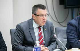 Seimo narys A.Matulas kreipėsi į STT dėl galimos įtakos Ligonių kasos direktoriaus konkursui