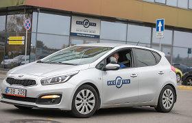 """Trečiadienį Lietuvoje rengiama vairuotojų ir vairavimo instruktorių protesto akcija """"Atidarom Regitrą"""""""