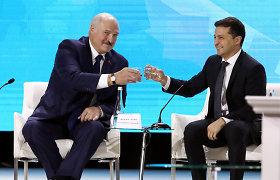 """Žurnalistas: A.Lukašenka sutiko perduoti """"Wagner"""" kovotojus Ukrainai"""