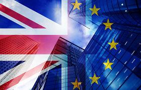 """Europos Parlamentas patvirtino prekybos su JK po """"Brexito"""" susitarimą"""