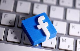 """Airijoje pradėtas tyrimas dėl """"Facebook"""" vartotojų duomenų nutekėjimo"""