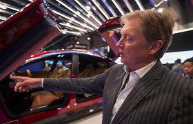 """""""Fisker"""" iššūkis """"Teslai"""": sukūrė bateriją elektromobiliui, įkraunamą per minutę"""