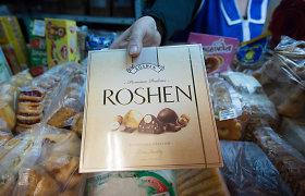 Ukrainietiški saldainiai didina konkurenciją Lietuvos saldumynų gamintojams