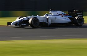"Felipe Massa: ""Williams"" bolido atnaujinimai bus geresni nei ""Ferrari"""