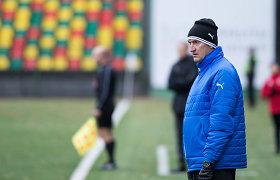 """Igoris Pankratjevas apie pasibaigusį sezoną: """"Nepavyko sulipdyti kolektyvo"""""""