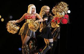 "2012 m. ""Super Bowl"" ilgosios pertraukos koncertas su Madonna, MIA, LMFAO, Nicki Minaj ir kt."