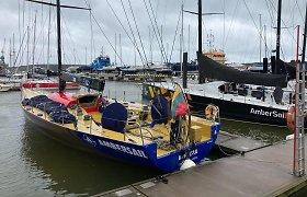 """Klaipėdoje vėl kils burės: ruošiamasi """"The Ocean Race Europe"""" varžyboms"""