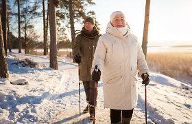 Ką išduoda po pasivaikščiojimo šaltyje atsiradę bėrimai ir niežulys?