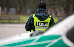 Policija per pandemiją ruošėsi nusikalstamumo augimui, bet nutiko priešingai
