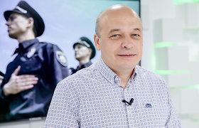 15min studijoje - Europos sąjungos patariamajai misijai Ukrainoje vadovavęs Kęstutis Lančinskas