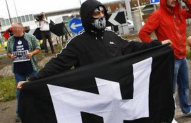 JK už ryšius su neonaciais pirmąkart nuteistas policininkas