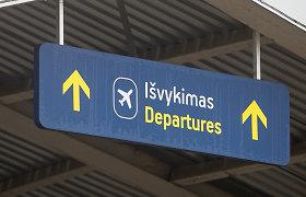 Skrydžių sąstingis Lietuvoje pradėjo trauktis