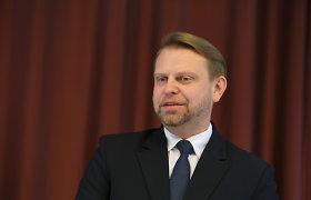 Kauno apygardos teismo vadovas N.Meilutis – apie rezonansus, COVID-19 įšaldytas bylas, santykius su STT ir žemą reitingą