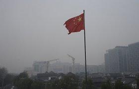 Kinijos BVP augimas pirmąjį ketvirtį buvo rekordinis, tačiau atsiliko nuo prognozių