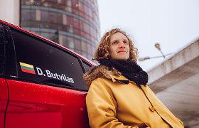 Ralio pilotas Dominykas Butvilas įvardijo pagrindinį saugaus vairavimo trukdį: pamoko ir draugus