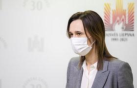 V.Čmilytė-Nielsen: turime apsaugoti spaudimą patiriančius medikus