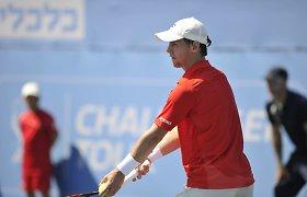 Pirmos pergalės sezone Ričardas Berankis sieks akistatoje su Rusijos tenisininku