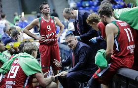 "Skambus triumfas: spindėję ""Lokomotiv"" lietuviai nukalė pergalę prieš CSKA"