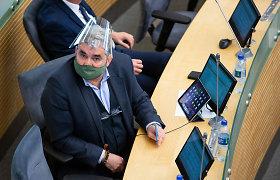 COVID-19 nustatytas buvusiam Seimo nariui liberalui G.Vaičekauskui, įtaria užsikrėtęs nuo R.Šalaševičiūtės
