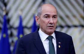 Slovėnija kviečia EK atsiųsti darbo grupę įvertinti, kaip šalis laikosi teisės viršenybės