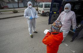 Ekstremalioji padėtis Latvijoje pratęsiama iki balandžio