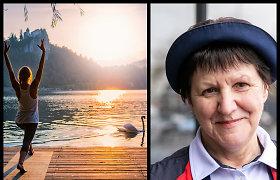 """Ilgametė lituanistė Marytė pasuko į prekybą: """"užsikabino"""" už 4 darbo dienų savaitės ir jogos treniruočių"""
