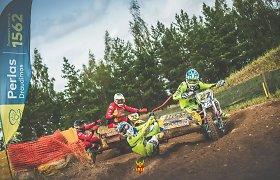 Savaitgalį startuoja Lietuvos motokroso čempionatas: rekordinė dalyvių gausa ir kieta trasa