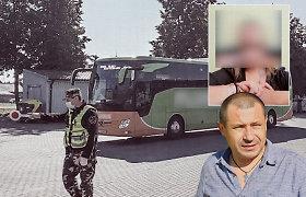 Į Lietuvą autobusu atvykę užsieniečiai apie saviizoliaciją nė nežinojo – SAM skylę užkamšė tik po mėnesio