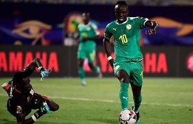 Senegalas ir Nigerija žengė į Afrikos čempionato pusfinalį