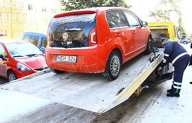 Ši žiema buvo žiauri mašinų akumuliatoriams, tačiau nebuvo rekordiškai šalta