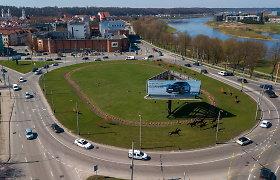 Kelininkai ruošia neeilinį išbandymą – remontuos vieną pagrindinių eismo arterijų Kauno centre