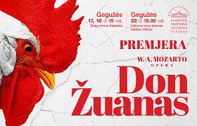 """Opera """"Don Žuanas"""": pasmerkti nuodėmingąjį ar pasiduoti jo demoniškiems kerams"""
