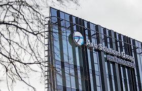 """Vyriausybė blokavo """"Avia Solutions Group"""" plėtrą Vilniaus oro uoste"""