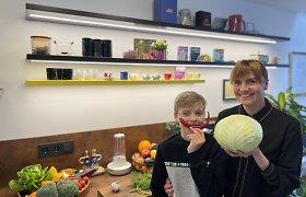 Chemijos pamoka virtuvėje arba idealios mitybos paieškos