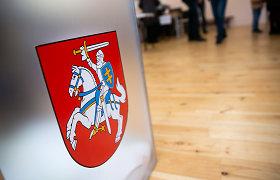 Renkant Radviliškio merą antrajame ture jau balsavo 8,79 proc. rinkėjų
