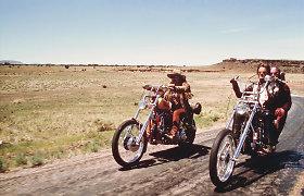 """""""Easy Rider"""" – septintojo dešimtmečio Amerika maištingų paauglių akimis"""