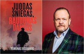 """Antrąją knygą parašęs Ramūnas Bogdanas: """"Tai – apie istorinį laikmečio lūžį, kurį vis dar išgyvename"""""""