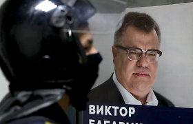 V.Babarykos įkalinimas suerzins Baltarusijos elitą, bet ar galima tikėtis staigaus sukilimo?