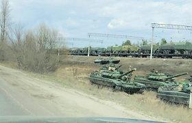 Padėtis Ukrainoje kaista: Rusija siunčia daugiau pajėgų, NATO atsakė tuo pačiu