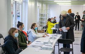 Baltosios pirštinės: sulaukta 40 pranešimų apie galimus rinkimų pažeidimus, vienas atvejis perduotas policijai