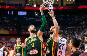 Burtai – ištraukti: Lietuva sužinojo varžovus Europos krepšinio čempionate