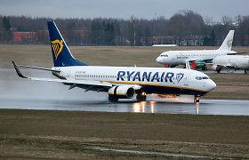 """""""Ryanair"""" skelbia naują maršrutą – iš Kauno skraidys į Arlandą"""