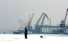 Pareigūnai tikrino žvejus Malkų įlankoje: rado nelegalių tinklų ir atvykėlius iš kito rajono