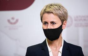 Generalinė prokurorė N.Grunskienė: prokurorai turi griežčiau kontroliuoti STT ir FNTT