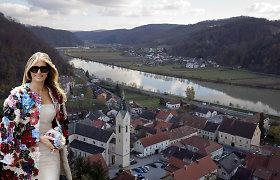 Melanios Trump gimtasis miestas Slovėnijoje siūlo ekskursiją jos jaunystės keliais