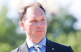 Lietuvos diplomatas vadovauja ESBO stebėsenos misijos grupei Odesoje