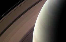 """Paaiškėjo, kad Saturno žiedai """"labai jauni"""""""